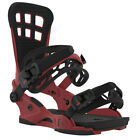 Union NEW Mens Atlas Bindings - Brick Red BNWT