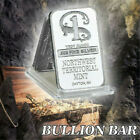 1 oz Northwest-Territorial-Mint Silver Bar .999 Fine - 80% OFF - FREE SHIPPING