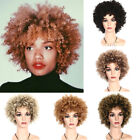 Short Afro Curly Hair Wig Pexie Wig For Black Women African Lady Cosplay Party