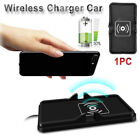 Newest Qi Wireless Auto Charger Car Dashboard Holder Mount Non-Slip Mat Pad Fast