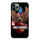 NEW HARLEY DAVIDSON USA iPhone 6/6S 7 8 Plus X/XS Max XR 11 Pro Case $20.97 CAD on eBay