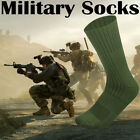 4 Pairs US Army Military Boot Socks Combat Trekking Hiking Out Door Activities