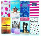 2 Two Year Planner 2020 - 2021 Pocket Calendar Organizer Date Book New Choose