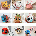 Cute 3D Cartoon AirPods Silicone Case Protective Cover For Apple AirPod 2 $6.62  on eBay