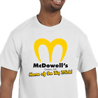 McDowell's T-Shirt NEW (NWT) *Pick your color & size* Coming to America image