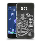 OFFICIAL LILY & VAL TRAVEL TYPOGRAPHY BACK CASE FOR HTC PHONES 1