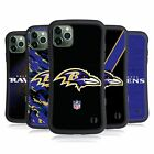 NFL BALTIMORE RAVENS LOGO HYBRID CASE FOR APPLE iPHONES PHONES $19.95 USD on eBay