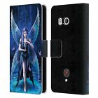 OFFICIAL ANNE STOKES FANTASY LEATHER BOOK CASE FOR HTC PHONES 1