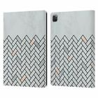 OFFICIAL ALYN SPILLER MARBLE LEATHER BOOK CASE FOR APPLE iPAD