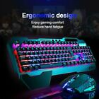 NEW K680 Rechargeable Wireless Gaming Keyboard  Mouse Set Breathing LED Backlit