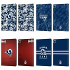 OFFICIAL NFL 2018/19 LOS ANGELES RAMS LEATHER BOOK CASE FOR APPLE iPAD $32.95 USD on eBay