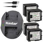 Kastar Battery Oval USB Charger for Canon BP-809 Canon VIXIA HF M30 HFM30 Camera