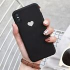 For Samsung Galaxy Huawei Case Heart Cute Silicone Cover