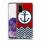 HEAD CASE NAUTICAL CHEVRON SOFT GEL CASE FOR SAMSUNG PHONES 1