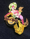 Hatd Rock Cafe HRC New Orleans Pin Sexy Girl XXX