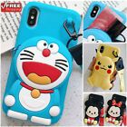A brand gift For iPhone 11 Pro XS Max 6 8 Plus cut Pikachu Bear Coin phone Case