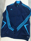 Adidas Navy Blue Jacket Lightweight Size XL - UEFA Champions League Logo