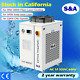 US 220V 60Hz S&A CW-6000BN Industrial Water Chille
