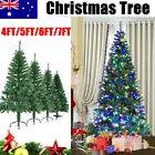 1.5/1.8/2m Christmas Tree Led Multi Colour Lights Indoor Outdoor Home Decoration