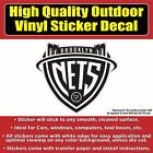 Brooklyn Nets Basketball Vinyl Car Window Laptop Bumper Sticker Decal on eBay