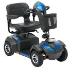 Drive Envoy 4mph Mobility Scooter Suspension 30miles Range - Batteries Inc - New
