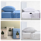 NWT Campus Smart Cotton 250-Thread-Count Twin/Twin XL Sheet Set in 3 Colors image