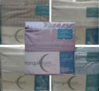 New! Tranquil Nights Luxury Weight Bedding Microfiber 6-Pcs Sheet Set - Queen image
