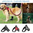 Dog Harnesses Padded Breathable Mesh Durable Reflective Strap Vest Pet Harness