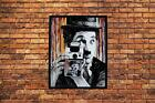 Charlie Chaplin Poster Wall Art Maxi 2019 Prints New Retro -1806