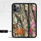 Tree Camouflage Monogram Phone Case for Apple iPhone Samsung Galaxy S & Note