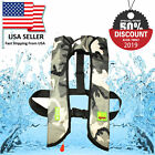 Kyпить Black Friday Deal M-33 Premium Manual Life Jacket Vest Auto Inflatable PFD на еВаy.соm