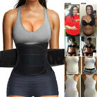 Sport Waist Trainer Weight Loss Women Sweat Thermo Wrap Body Shaper Belt Gym US $11.2 USD on eBay