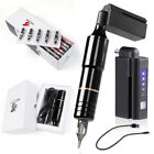 Solong Tattoo Cartridges Rotary Pen Tattoo Machine Wireless Power Supply Kit  US