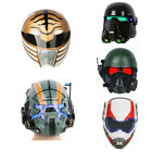 Star Wars Helmet Full Head Resin Cosplay Mask Costume Props Movie Replica Men $58.1 USD on eBay