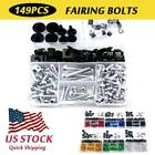 Fairing Bolts Complete Clips Screws For Triumph Trophy Sprint Daytona 675R 13-19 $26.09 USD on eBay