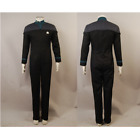 Star Trek NEM The Next Generation Deanna Troi Jumpsuit Uniform Cosplay Costume on eBay