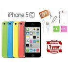 APPLE iPHONE 5C 8GB/16GB - Unlocked/ Vodafone, cheap iPhone 12 Months warranty