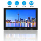 "10""/7"" CCTV Monitor HD PC Screen USB/AV/RCA/VGA/HDMI/HDMI2 for DSLR Raspberry PI"