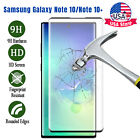 For Samsung Galaxy Note 10 Plus Fingerprint Glass Screen Protector US