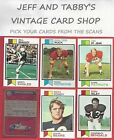 1973 TOPPS FOOTBALL YOU PICK FROM SCANS # 177 TO # 352 $1.0 USD on eBay