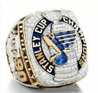 2019 ST Louis Blues Blue Stanley Cup Championsip Ring Hockey - FREE SHIPPING $19.95 USD on eBay