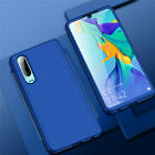 For Huawei P30 P20 Pro P Smart 360° Full Protect Hard Case Cover+Tempered Glass