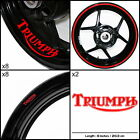 Triumph  Motorcycle Sticker Decal Graphic kit SPKFP1TR001 $67.16 USD on eBay