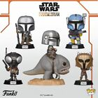 Внешний вид - Funko Pop! Star Wars: The Mandalorian Vinyl Figures (Due in 25 Jan 20)