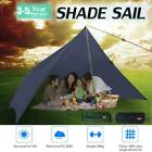 13' x 20' Square Sun Shade Sail Top Waterproof Patio Awning Canopy Patio Outdoor