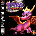 Crash Bandicoot / Spyro the Dragon games (PlayStation 1) PS1 TESTED