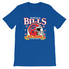Buffalo Bills 90s Throwback AFC Champs NFL Unisex T-Shirt image