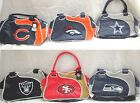 NFL Perfect Bowler Embroidered Two Tone Ladies Hand Bag Purse Profanity $24.99 USD on eBay