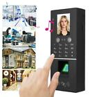 Face Recognition Fingerprint Time Attendence Access Control 2.4in/2.8 LCD Screen