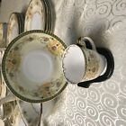 Vintage Meito China Hand Painted Made In Japan Dinnerware